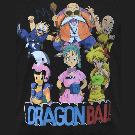 dragon-ball-mejores-amigos-clothes and games- terrassa