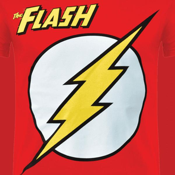 THE FLASH T-SHIRT - LIMITED EDITION-EDICIÓN LIMITADA
