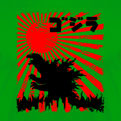 Original Kaiju (Por Ddjvigo) - clothes and games- terrassa