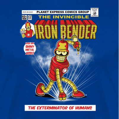 Iron bender en clothes and games terrassa