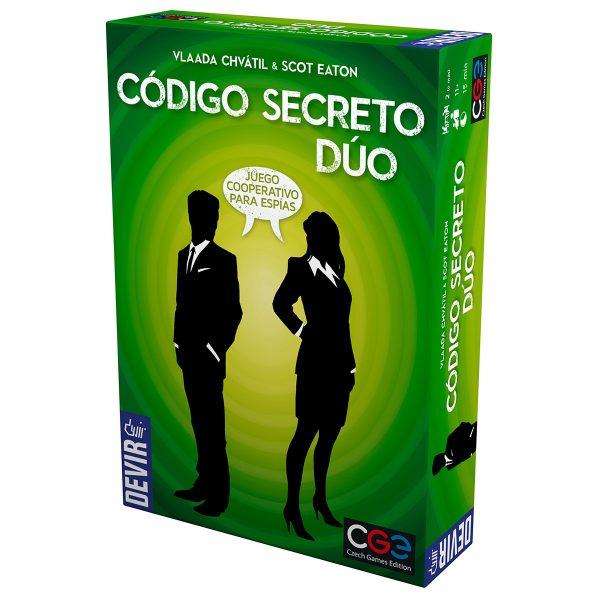 CODIGO SECRETO DUO-CLOTHES AND GAMES-TIENDA DE JUEGOS TERRASSA-BARCELONA