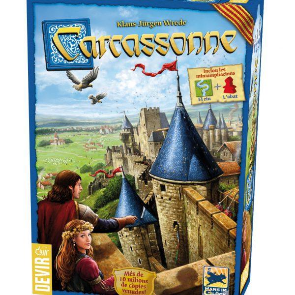 Carcassonne-CLOTHES AND GAMES-TIENDA DE JUEGOS TERRASSA-BARCELONA