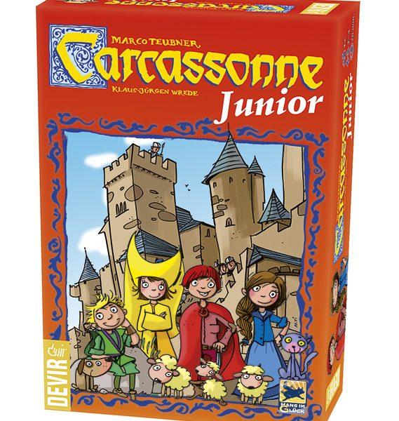 Carcassonne, junior-CLOTHES AND GAMES-TIENDA DE JUEGOS TERRASSA-BARCELONA