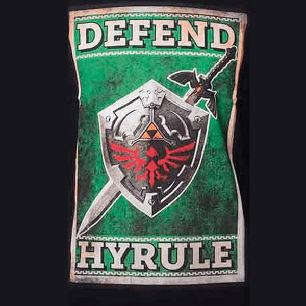 camiseta-nintendo-zelda-hyrule-CLOTHESANDGAMES-TERRASSA