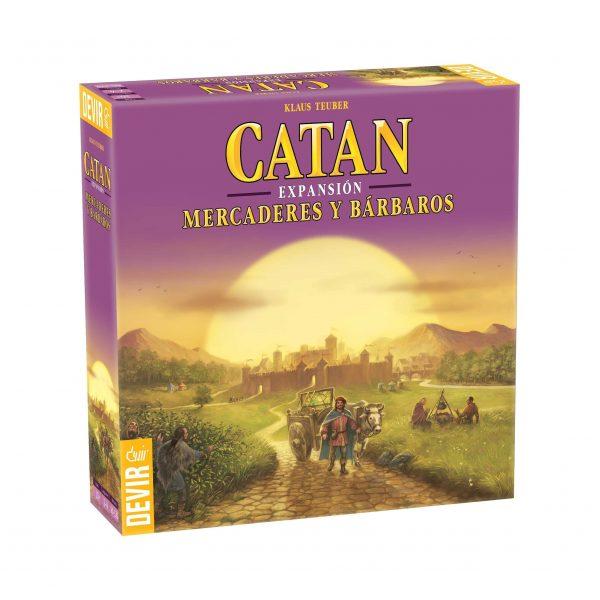 catan_mercaderes_y_barbaros-CLOTHES AND GAMES-TIENDA DE JUEGOS TERRASSA-BARCELONA