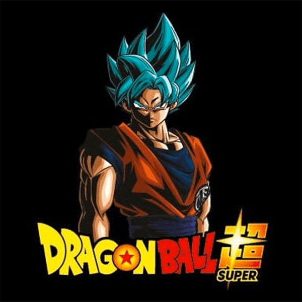 SUPER SAIYAN-GOKU-SUPERGUERRERO-CAMISETA LICENCIA-TERRASSA-CLOTHES AND GAMES