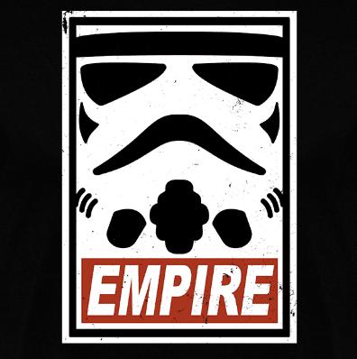 Obey the Empire - camiseta en clothes and games terrassa