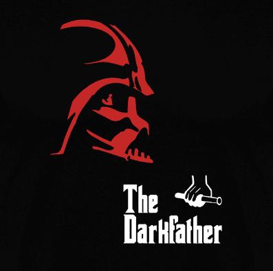 Camiseta Mmanga larga the darkfather disponible en clothes and games terrassa