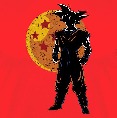 Camiseta manga larga Warrior 4 Stars (Por Andriu) disponible en clothes and games terrassa