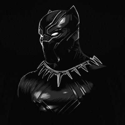 Camiseta Civil Panther (Por Albertocubatas) clothes ad games terrassa