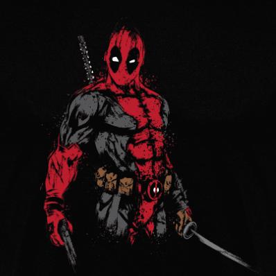 Camiseta The Merc (Por DrMonekers) disponible en clothes ad games terrassa
