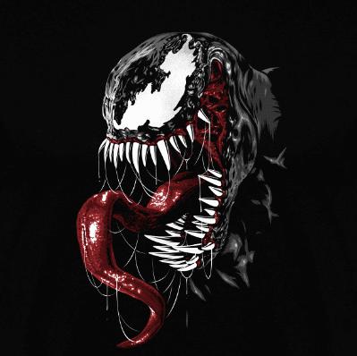 sudadera jersey Spider Dark (Por Albertocubatas) clothes & games Terrassa
