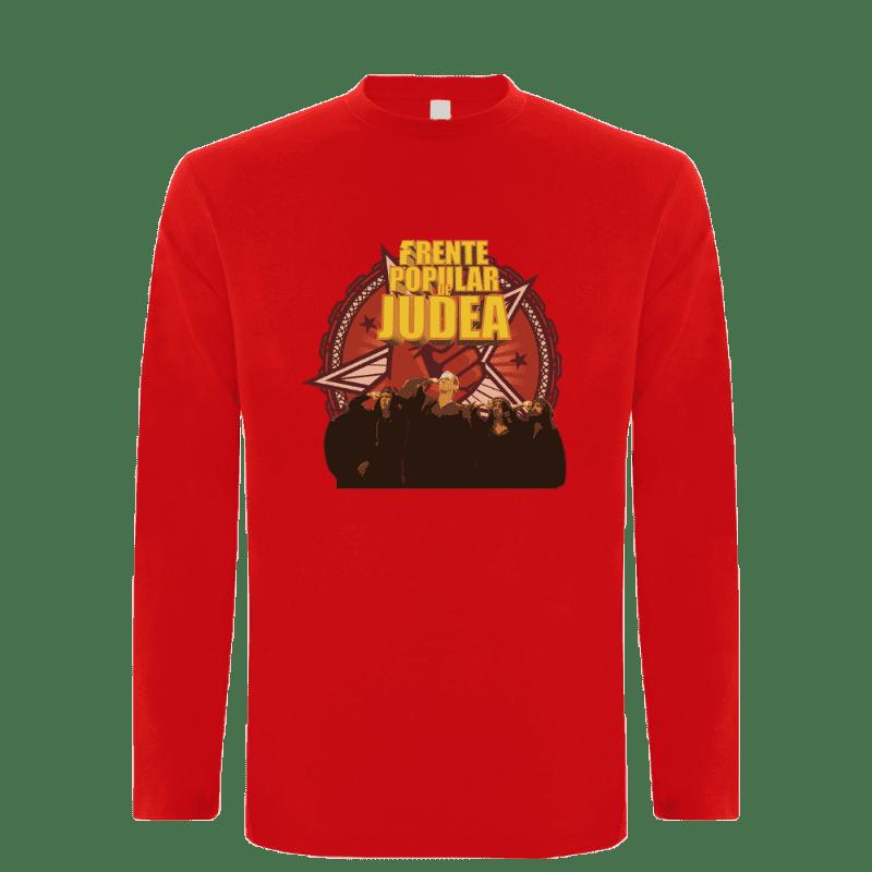 Camiseta manga larga Frente Popular de Judea V2 disponible en clothes and games terrassa