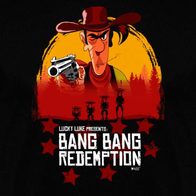 Sudadera Bang Bang (Por Gualda Trazos) disponible en clothes and games terrassa