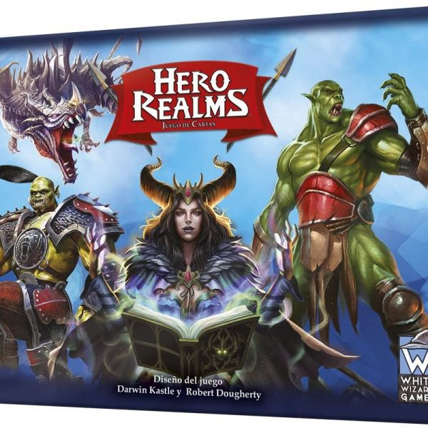HERO-REALMS-CLOTHES AND GAMES TERRASSA