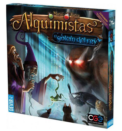 alquimistas-el-golem-del-rey-CLOTHES AND GAMES TERRASSA