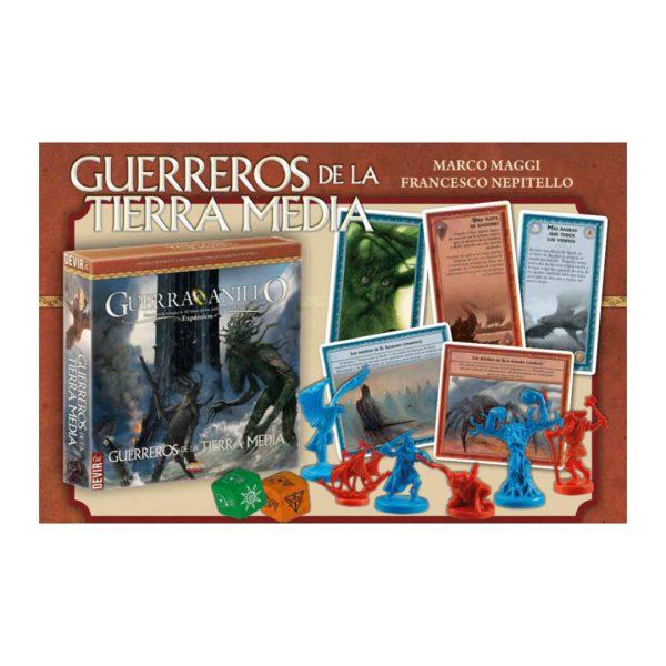 guerreros del la tierra media--clothes-and-games-terrassa