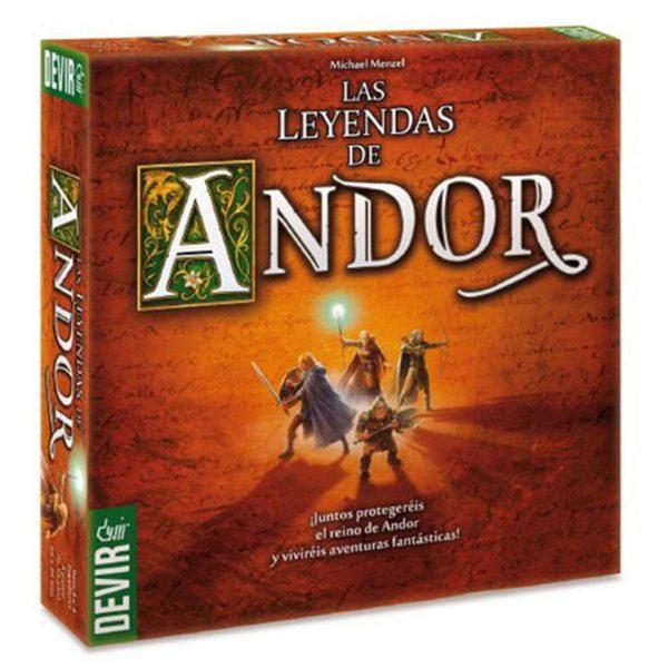 las-leyendas-de-andor--clothes-and-games-terrassa