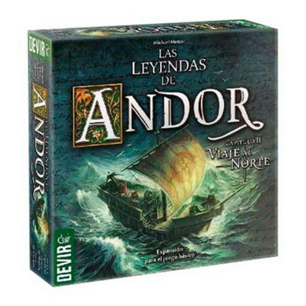 leyendas-de-andor-viaje-al-norte-expansion--clothes-and-games-terrassa