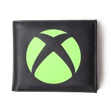 CARTERA XBOX LOGO- clothes and games- terrassa