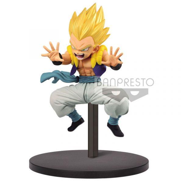 Figura Chosenshiretsuden Super Saiyan Gotenks Dragon Ball Super 10cm