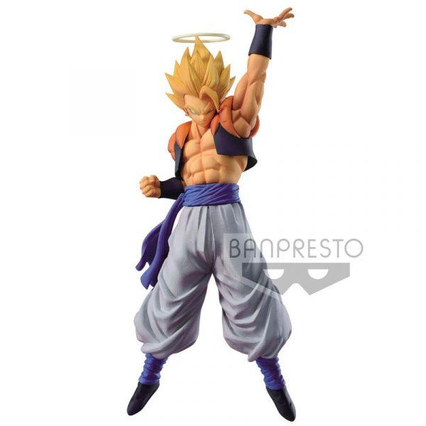 Figura Gogeta Dragon Ball Legends Tamaño- 23cm.