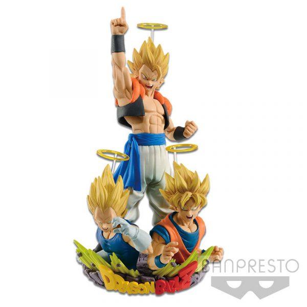 Figura Gogeta vol.2 Dragon Ball Z 11cm