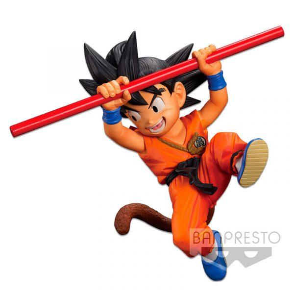 Figura Kids Goku Son Goku Fes!! Dragon Ball Super Tamaño- 15cm