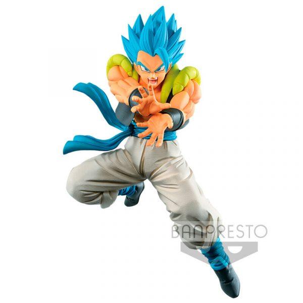 Figura Super Gogeta Super Kamehameha II ver.1 Dragon Ball Super 18cm