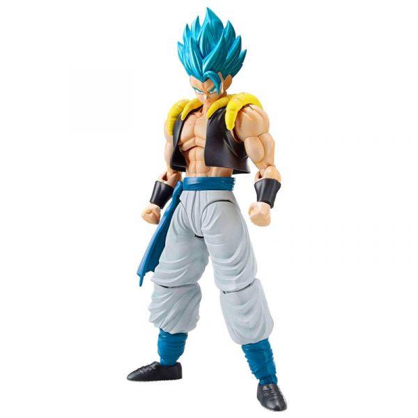 Figura Super Saiyan God Super Saiyan Gogeta Model Kit Dragon Ball Z 15cm