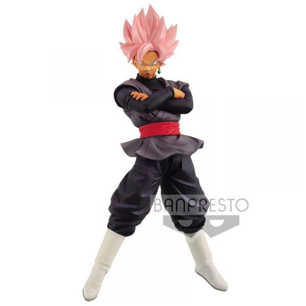 Figura Super Saiyan Rose Goku Black Chosenshiretsuden II Vol. 6 Dragon Ball Super 16cm