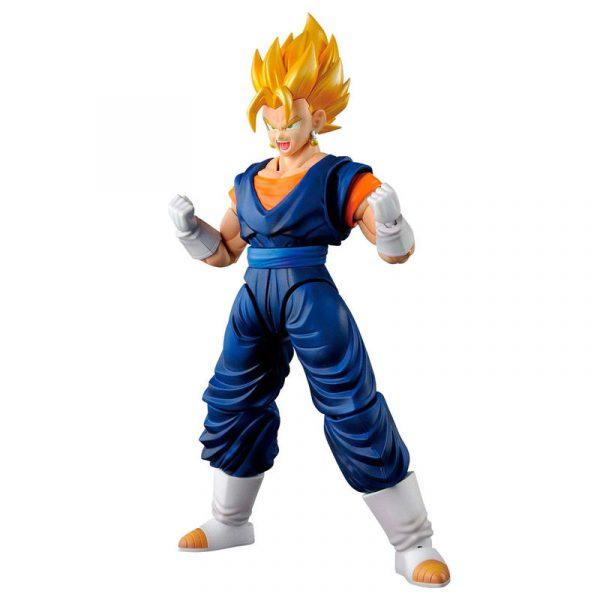 Figura Super Saiyan Vegetto Model Kit Dragon Ball Z 15cm