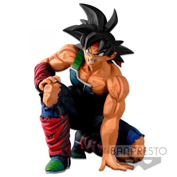 Figura The Bardock Two Dimensions Dragon Ball Super Banpresto World Figure Colosseum 3 Super Master Stars Piece 17cm