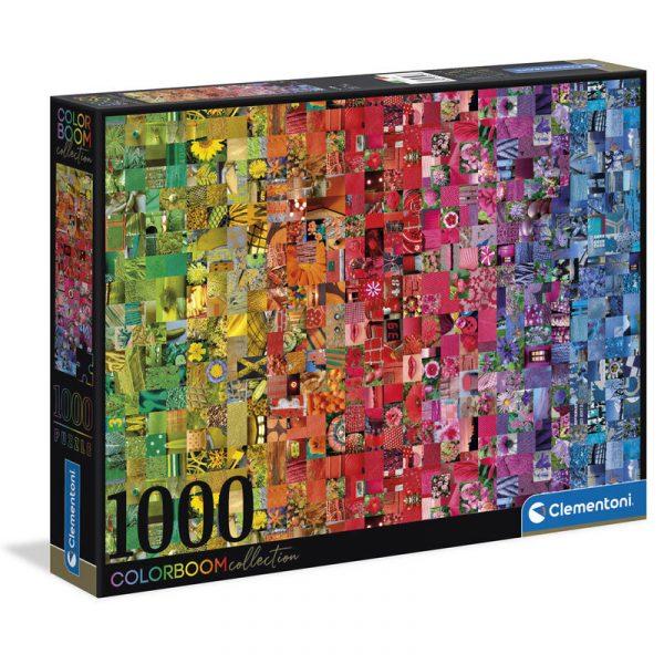Puzzle Collage 1000pzs