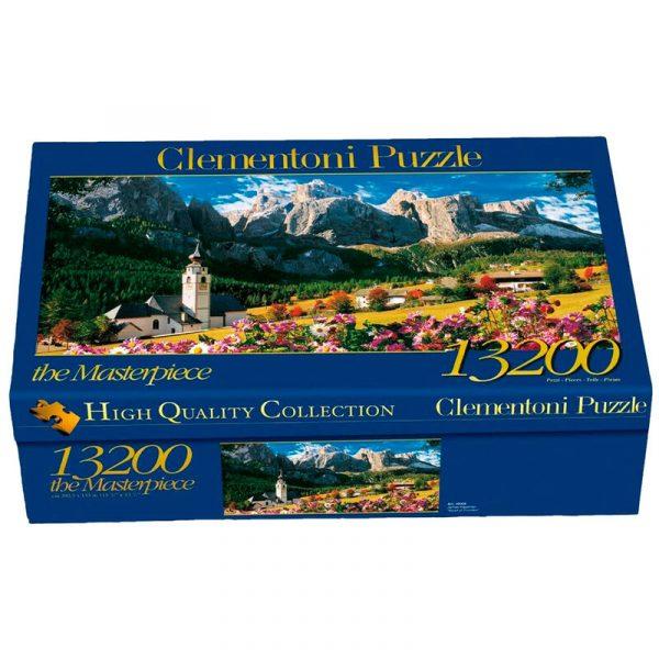 Puzzle Dolomitas 13200pzs