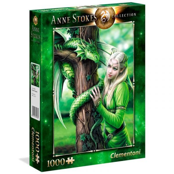 Puzzle Kindred Spirits Anne Stokes 1000pzs
