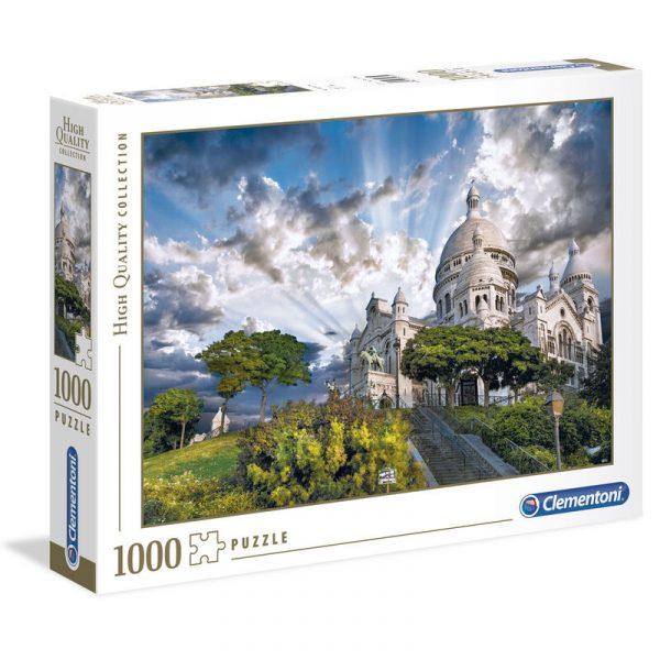 Puzzle Montmartre 1000pzs