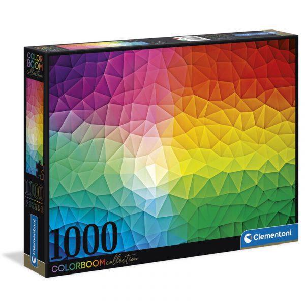 Puzzle Mosaico 1000pzs