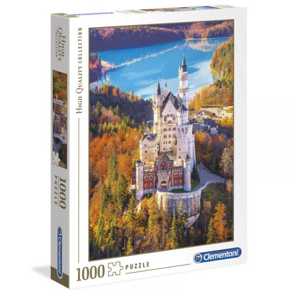 Puzzle Neuschwanstein 1000pzs