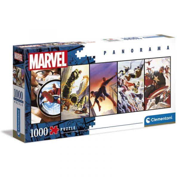Puzzle Liga de la Justicia DC Comics 1000pzs