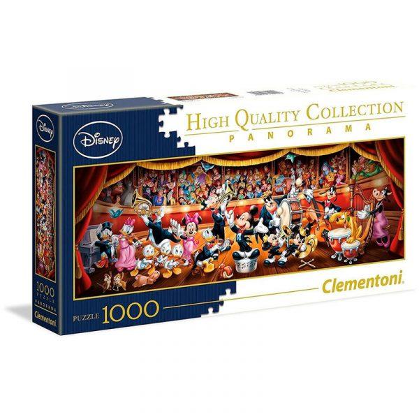 Puzzle Panorama Orquesta Disney 1000pz