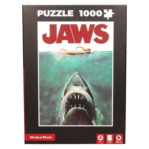 Puzzle Poster Tiburon 1000pzs