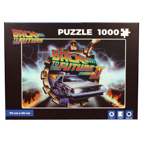 Puzzle Regreso al Futuro II 1000pzs