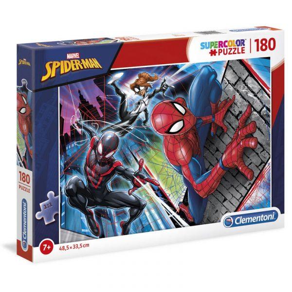 Puzzle Spiderman Marvel 180pzs