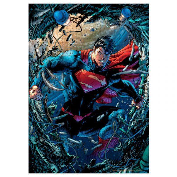 puzzle-superman-dc-comics